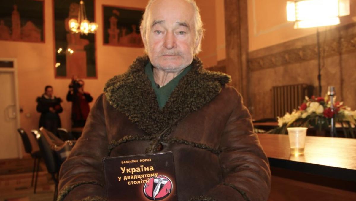 В 60-70-х годах Мороз был дважды арестован за антисоветскую агитацию / фото radiosvoboda.org