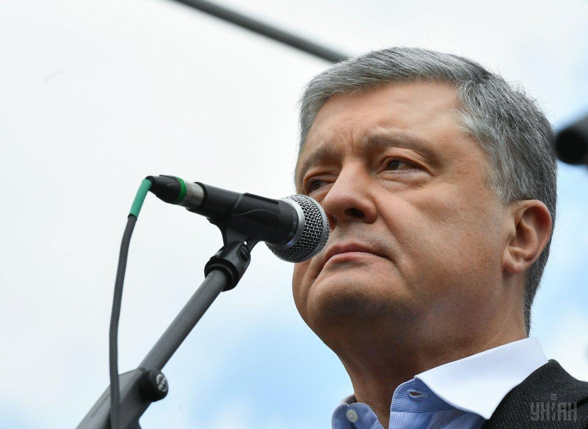 Порошенко готов принять любой результат выборов президента / фото УНИАН