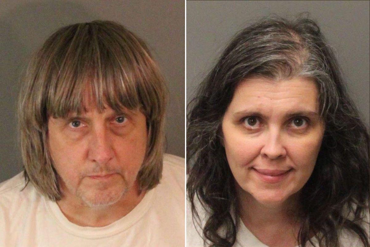 Во время вынесения приговора и Дэвид и Луиза плакали \ фото Riverside County Police Department
