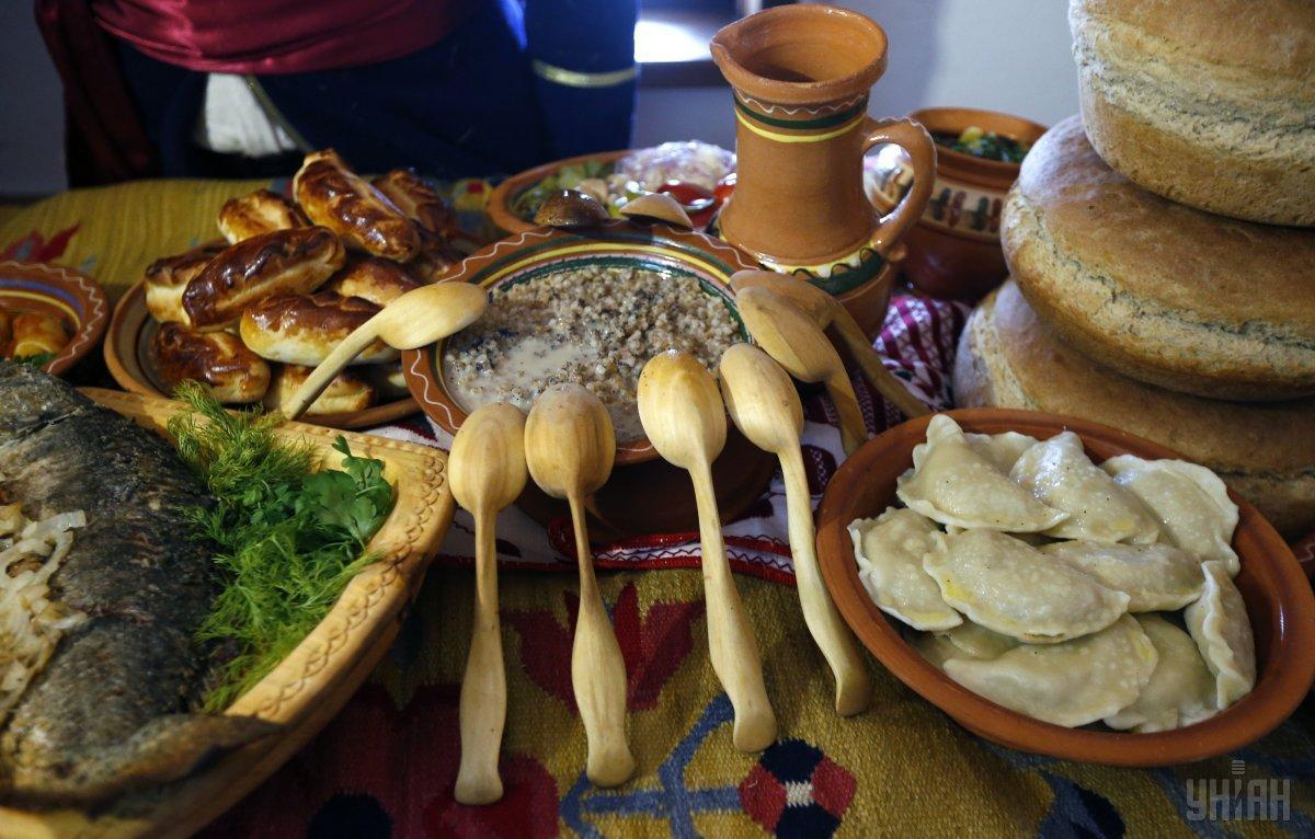 Традиционноеблюдо на столе в этот день – гречневая каша / фото УНИАН