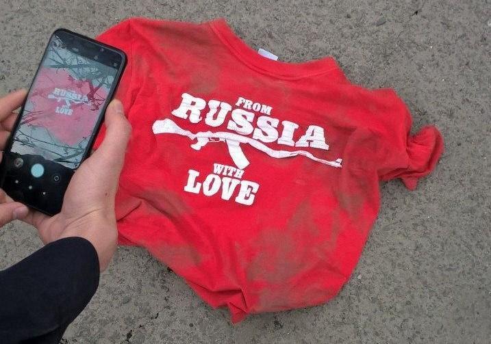 Патрульні застосували до провокатора кайданки/ фото: прес-служба поліції області