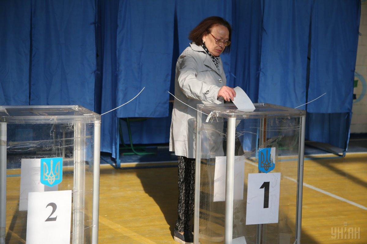 Более половины украинцев планируют голосовать на выборах / фото УНИАН