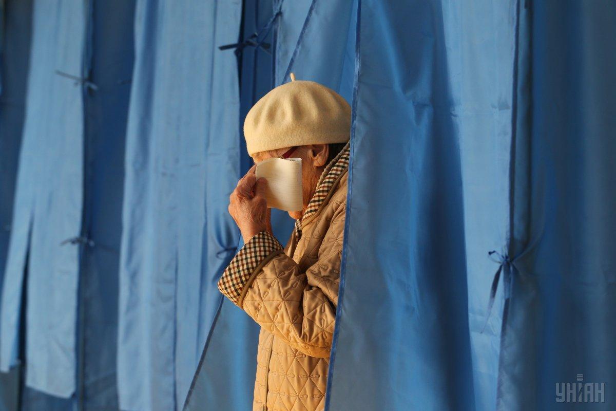 Появился новый опрос относительно явки людей на выборы 25 октября / Фото УНИАН