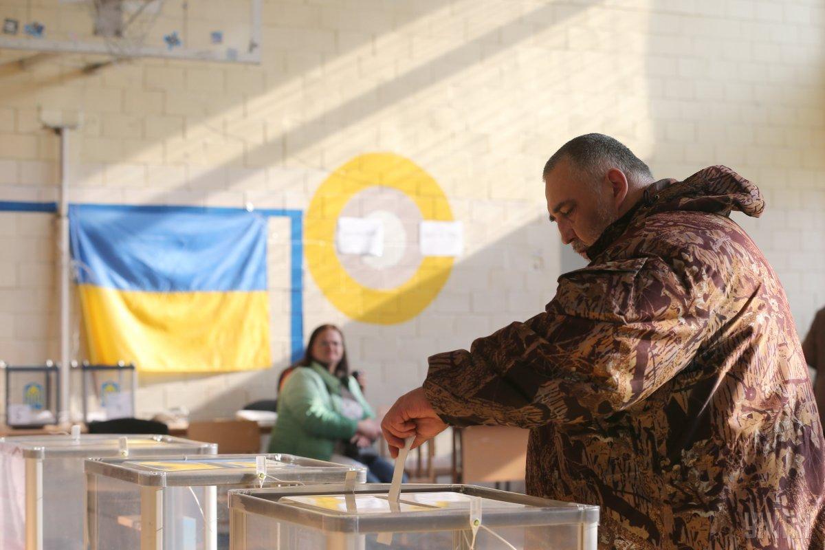 Єрмак підкреслив, що вибори пройдуть за українським законом / Фото УНІАН