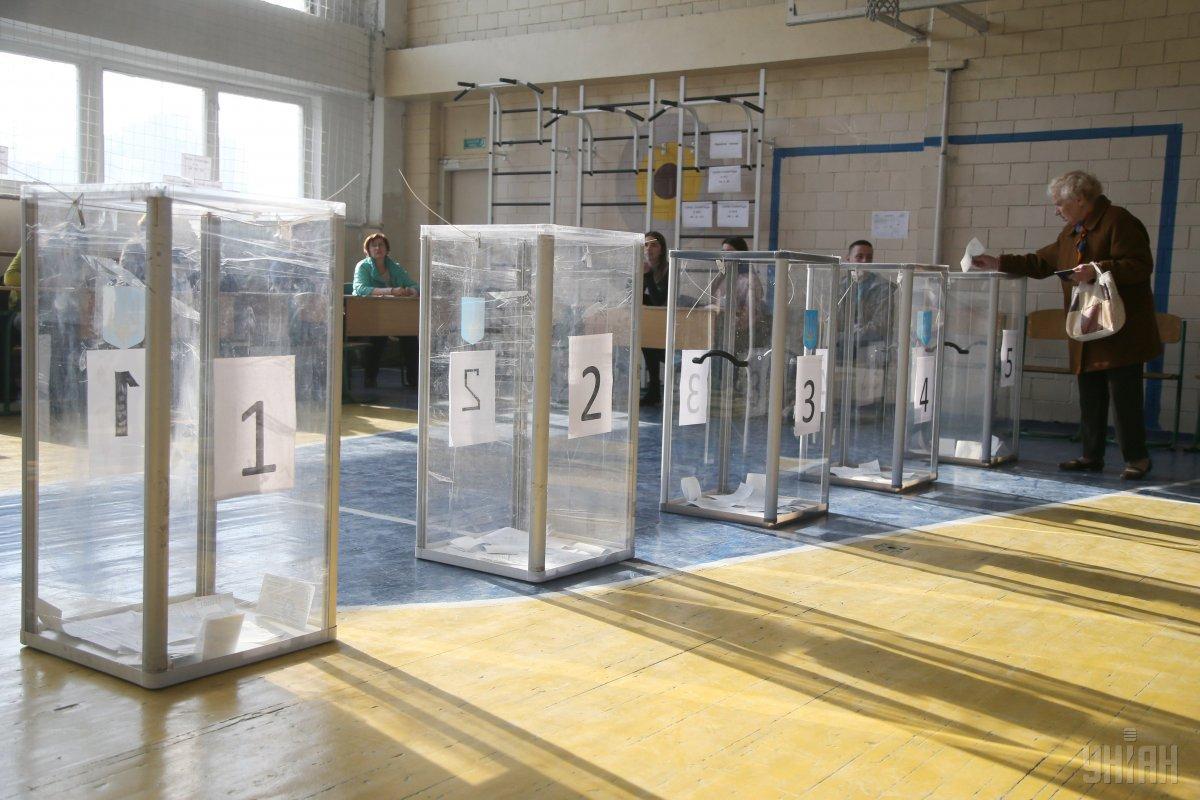 Киевские участки готовы к парламентским выборам, заявили в КГГА / Иллюстрация, фото УНИАН