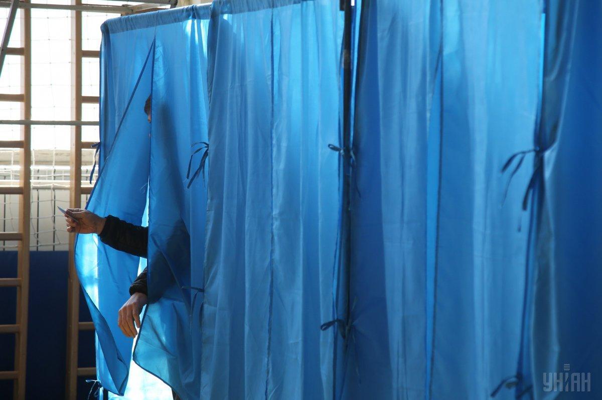 Сьогодні в Україні проходить другий тур виборів / Фото УНІАН