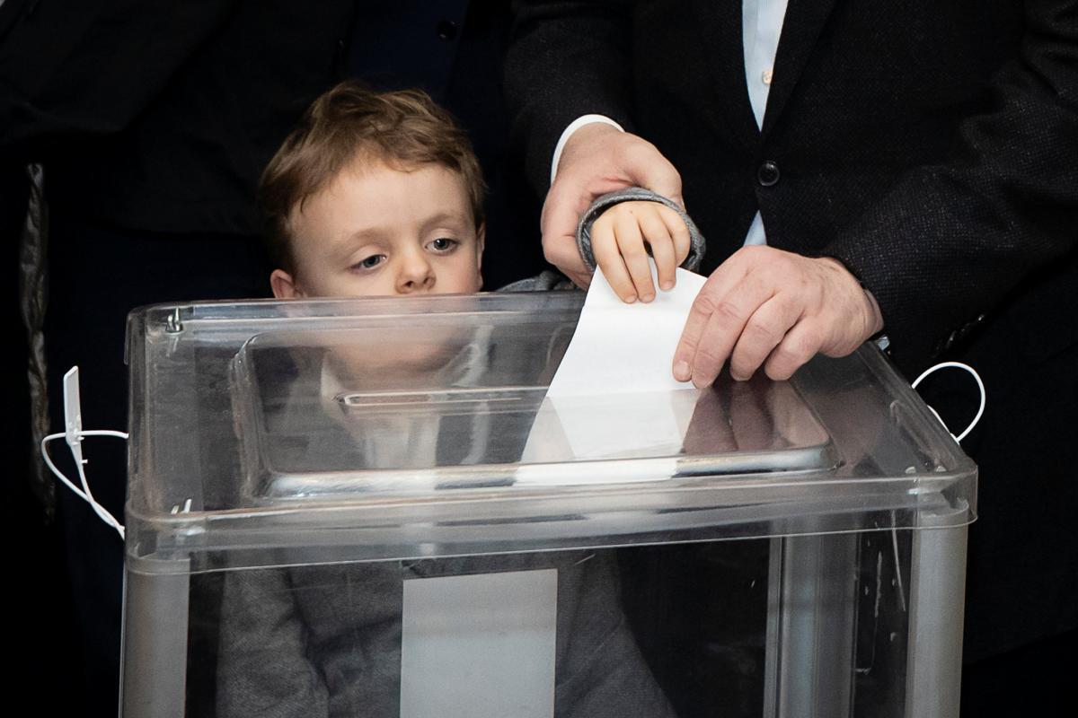 """В """"Слуге народа"""" объявили о походе на местные выборы / REUTERS"""