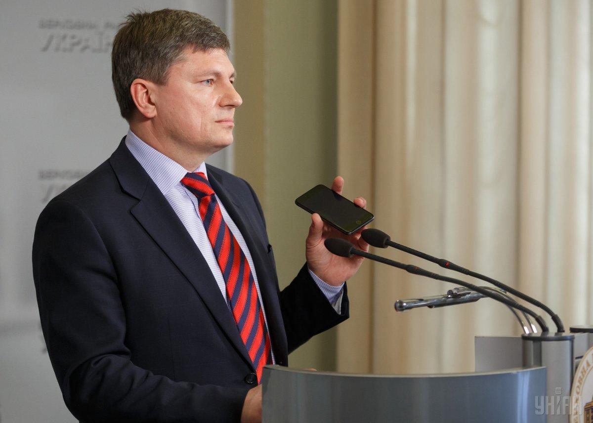 Герасимов напомнил, что благодаря Минским договоренностям были введены санкции против РФ / фото УНИАН