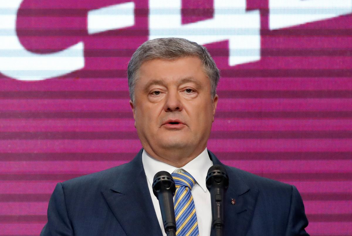 Петр Порошенко / фото REUTERS