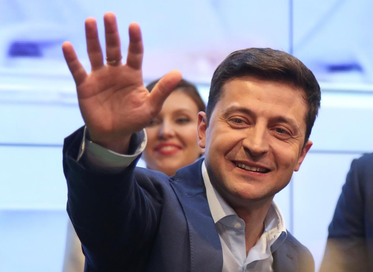 Визит в Брюссель покажет, какой будет внешней политика Украины при Зеленском, - замглавы АП Пристайко - Цензор.НЕТ 8690