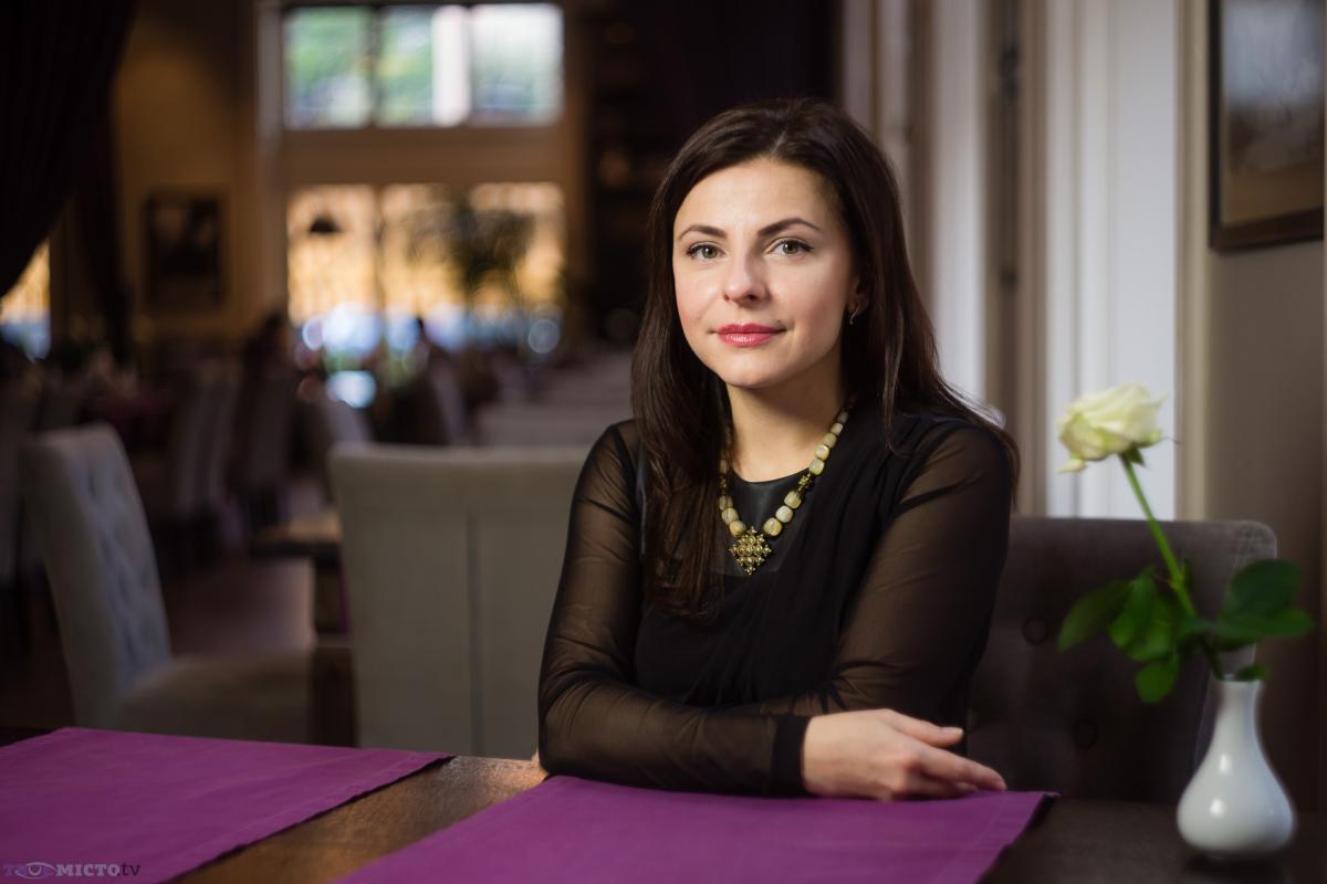 Артистка з розумінням поставилася до результатів екзит-полів / Фото: Богдан Ємець