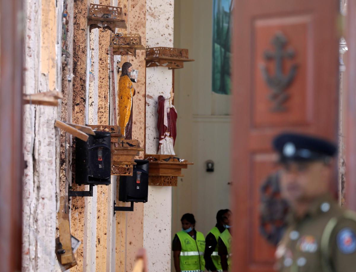 Шри-Ланка \ REUTERS