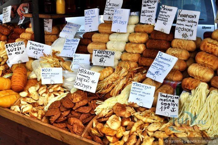 Сыры здесь являются самым популярным угощением для туристов / фото: Туристер.ру
