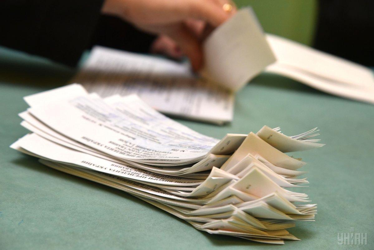 За кандидата в президенты Владимира Зеленского проголосовали 73,22% / фото УНИАН