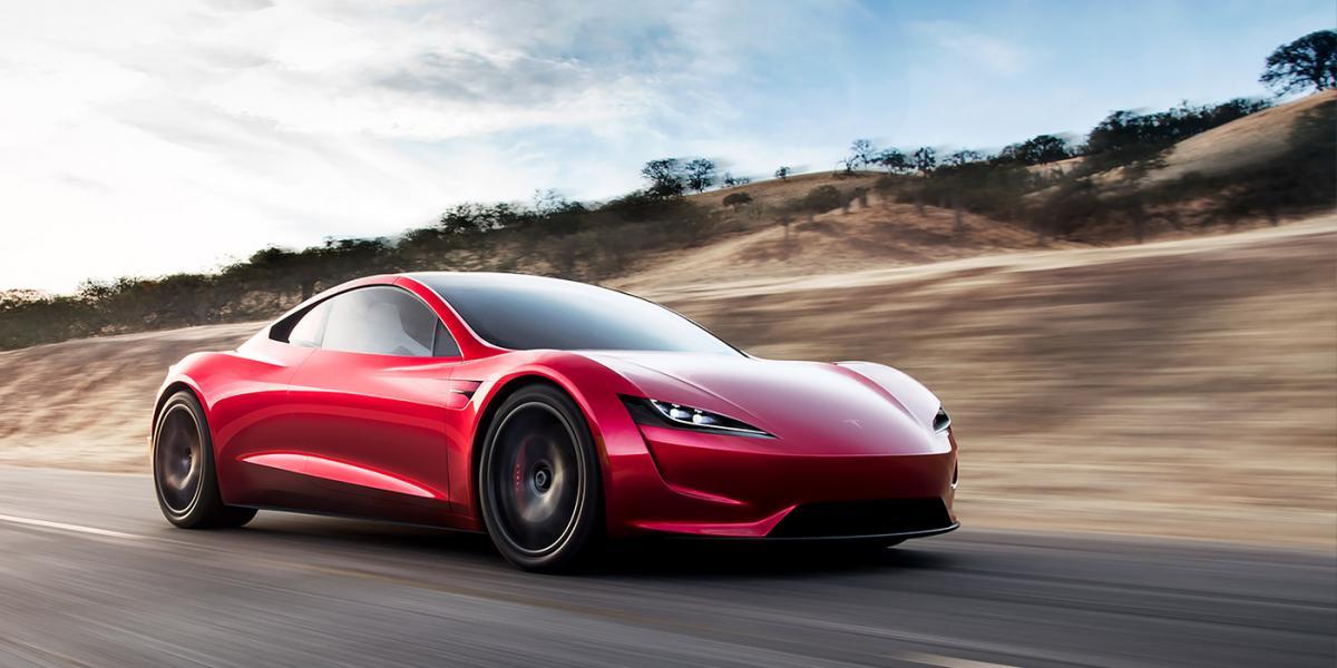 Маск заявлял, что Roadster станет одним из самых быстрых автомобилей в мире / фото Tesla