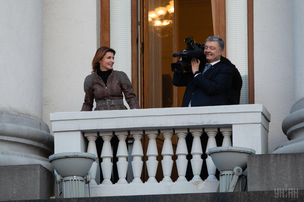 Poroshenko says he plans to run for presidency in five years / Photo from UNIAN