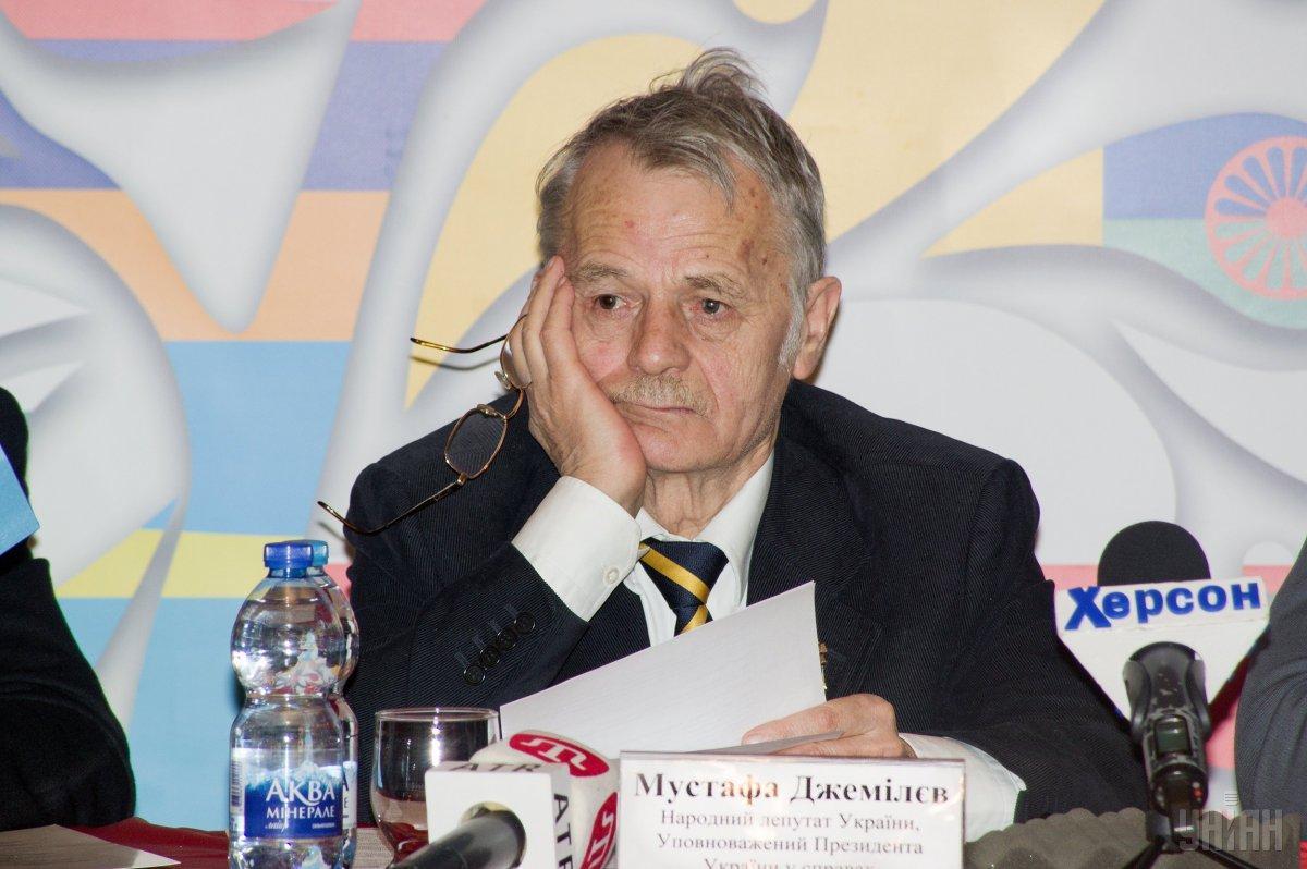 Мустафа Джемилев: