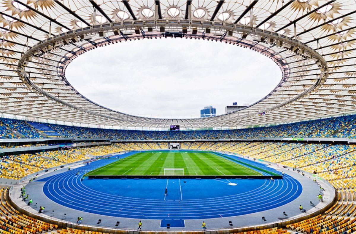 НСК Олимпийский примет матч / фото Динамо Киев