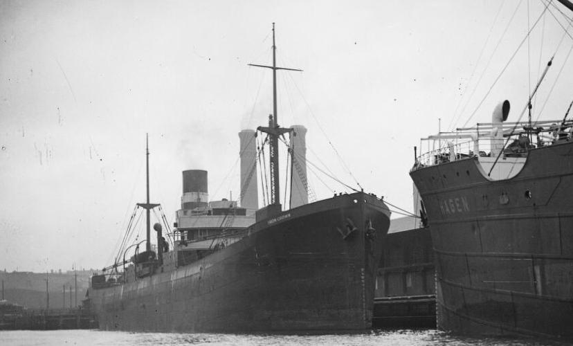 Австралийские ученые нашли потопленный в годы Второй мировой корабль / National library of Australia