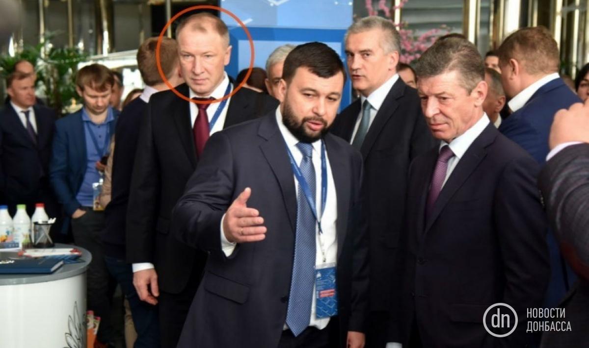 """Ананченко був призначений """"прем'єр-міністром"""" угруповання """"ДНР"""" у жовтні 2018 року / фото НовостиДонбасса"""