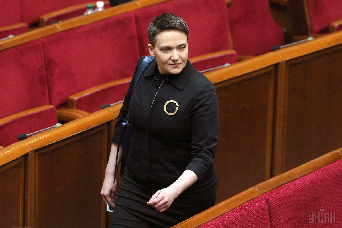 Про недопуск Савченко на окупований Донбас повідомив Тука / фото УНІАН