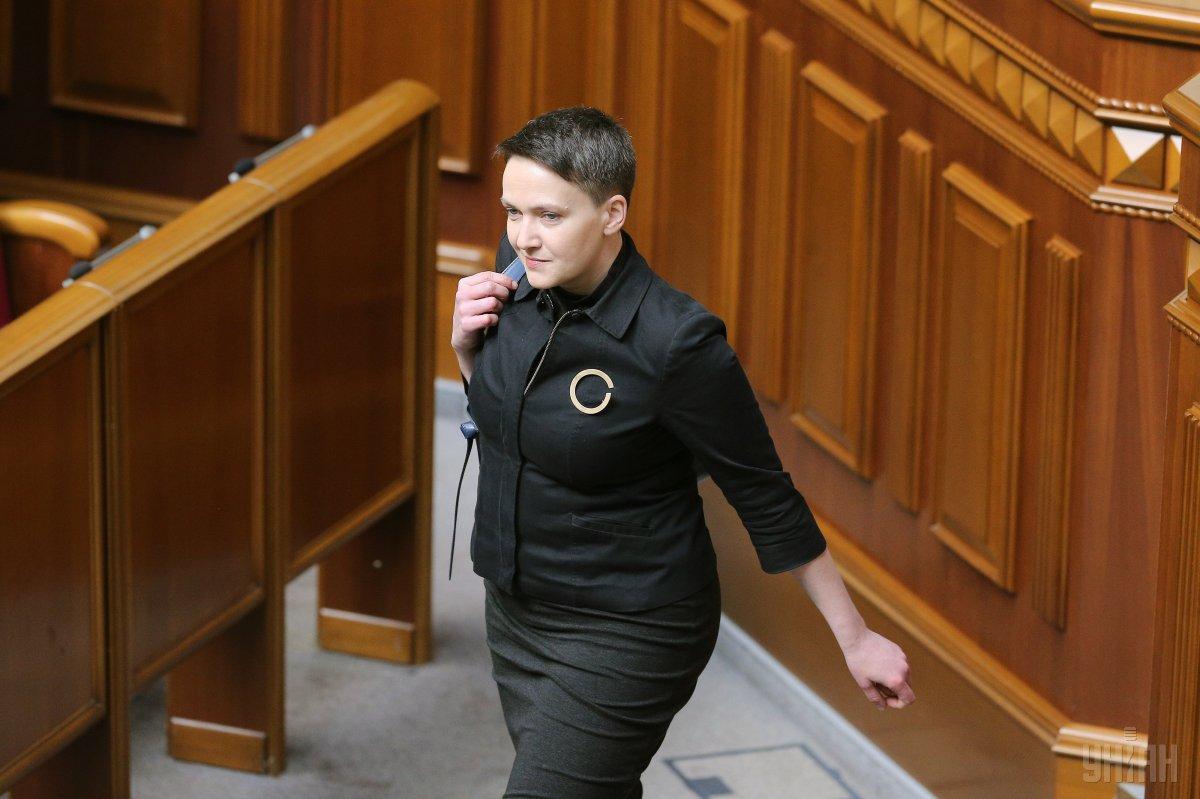 Депутат намерена привести в Раду свою команду / фото УНИАН