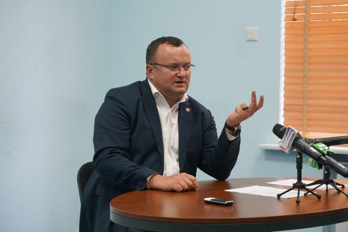 В Черновцах суд восстановил в должности мэра Каспрука / фото УНИАН