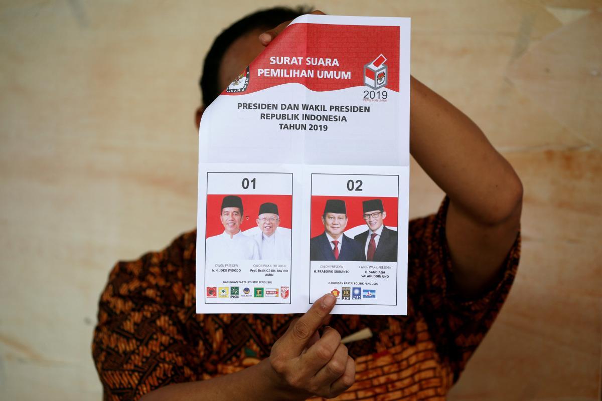 В Індонезії вибори виявилися смертельними для десятків членів виборчих комісій / REUTERS