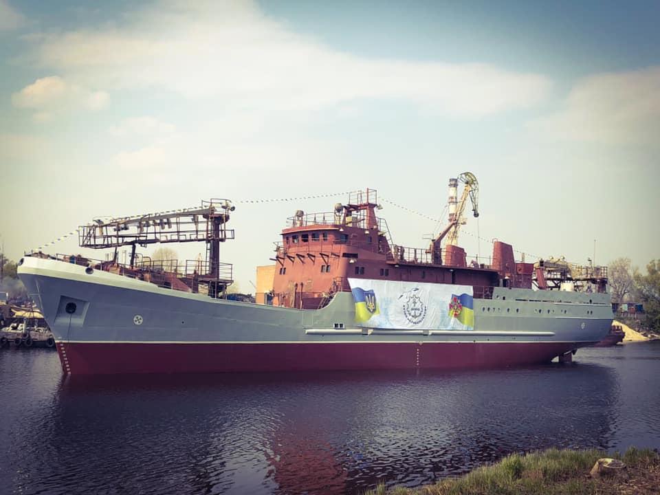 фото facebook.com/navy.mil.gov.ua