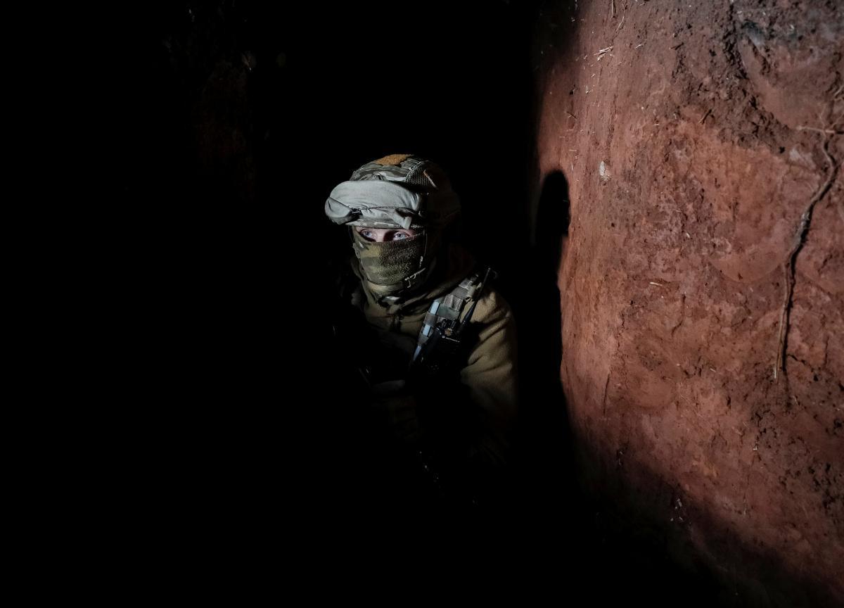 Втратчи поранених немає / фото REUTERS