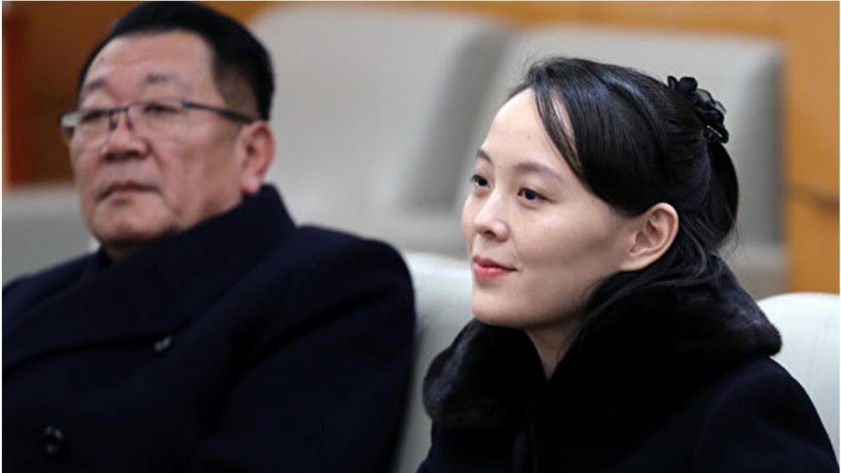Сестра Ким Чен Ына прибыла раньше, чтобы подготовиться к саммиту / Kashmirad1
