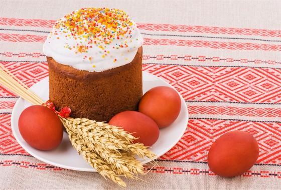 Самый популярный рецепт - традиционный пасхальный кулич / фото nakonu.com