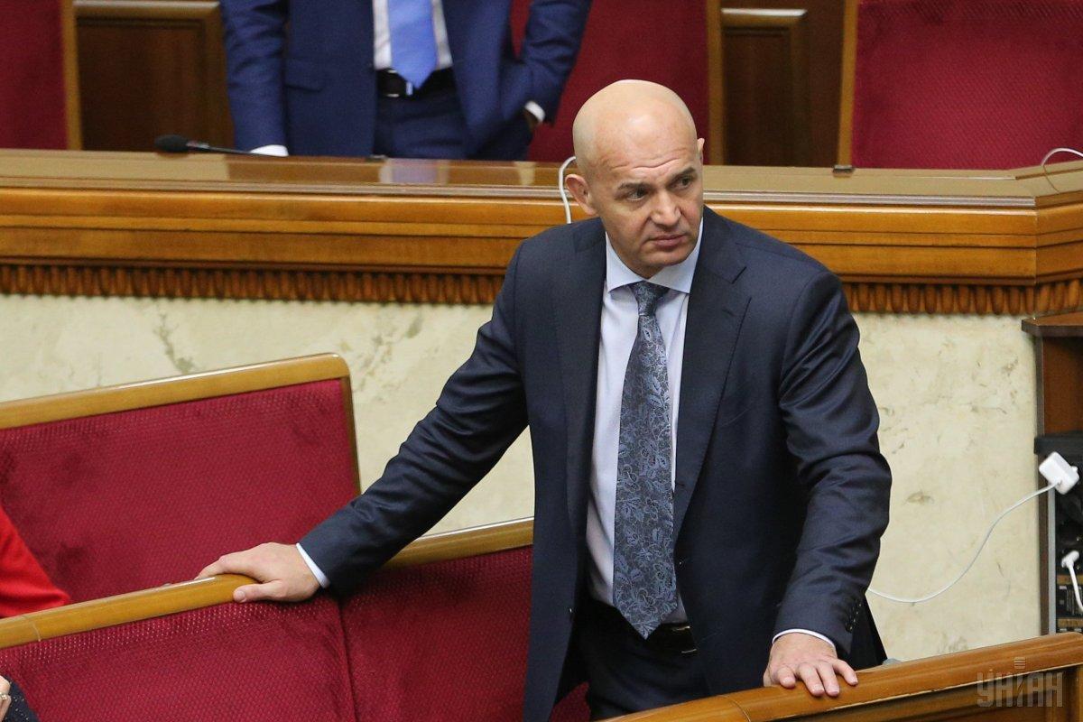 Кононенко був першим заступником голови фракції БПП у парламенті / фото УНІАН