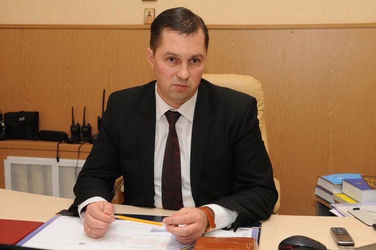 Дмитро Головін не пояснив причин такого рішення / фото: Facebook Дмитра Головіна