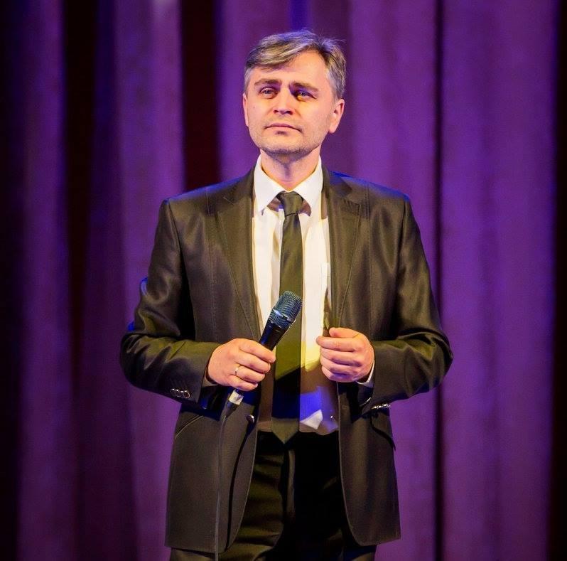Директор мистецького центру Кудовба / Фото: Facebook