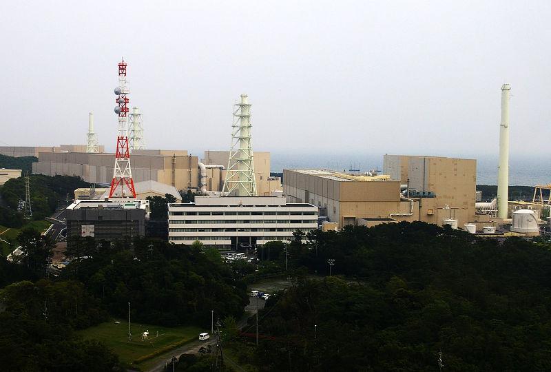 В Японии усиливают безопасность АЭС / Иллюстрация - АЭС Хамаока. - Wikipedia.org