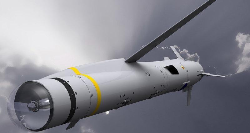 Британцы раскрыли информацию о новой ракете с турбовинтовым двигателем / popmech.ru