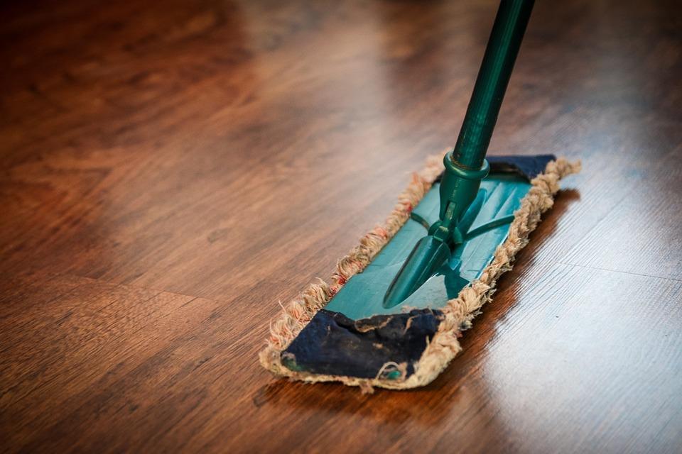 Чистий четвер - відмінний привід влаштувати в будинку генеральне прибирання / pixabay.com