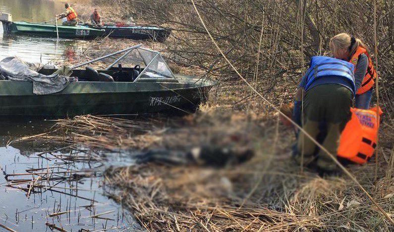Фото пресс-службы водной полиции Кременчуга