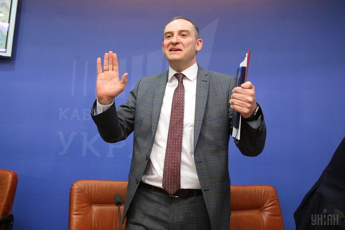 Верланов сталглавой налоговой службы / фото УНИАН
