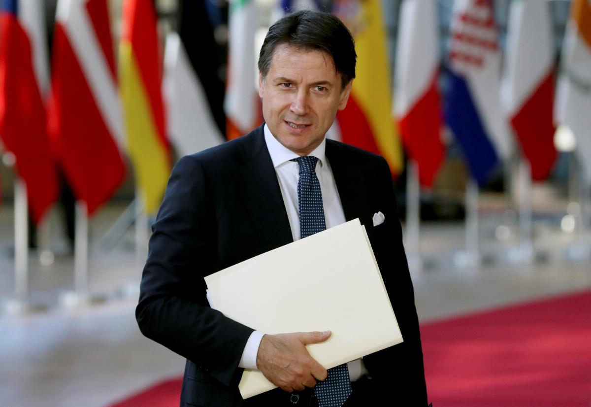 ДжузеппеКонте / REUTERS