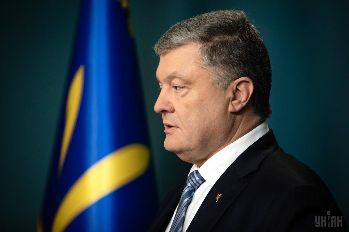Petro Poroshenko / Photo from UNIAN