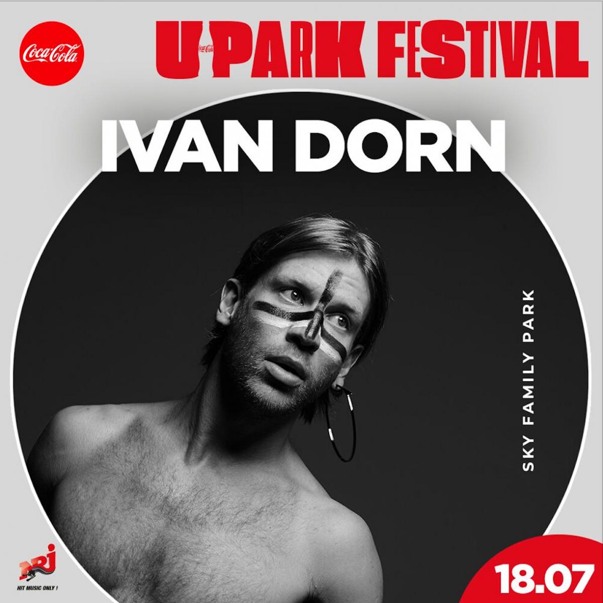 Дорн стане учасником третього дня фестивалю / фото: UPark Festival