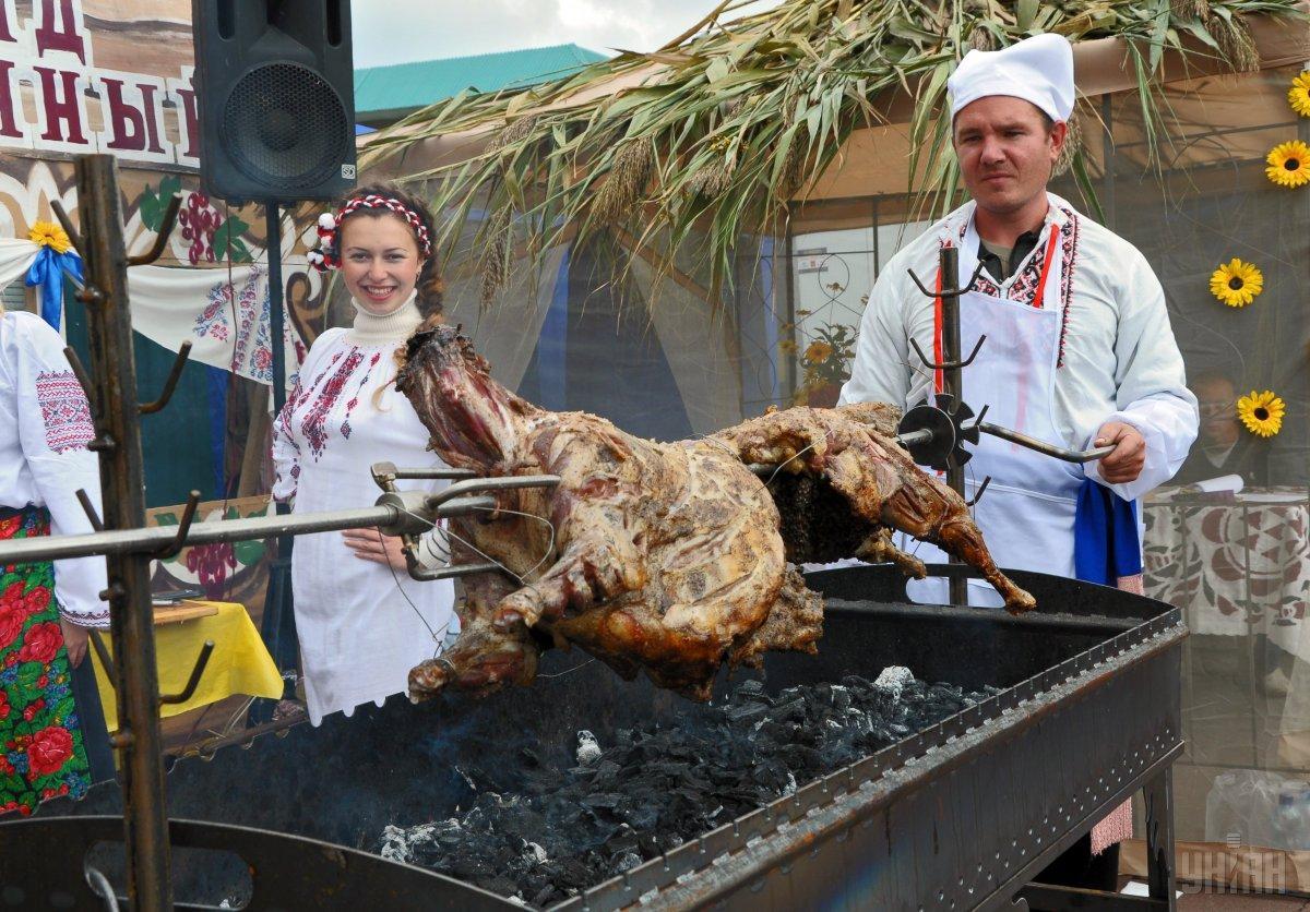 Як приготувати шашлик з баранини / фото УНІАН