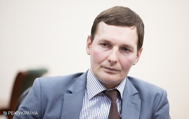 Евгений Енин объяснил свое решение уйти в отставку / фото РБК-Украина