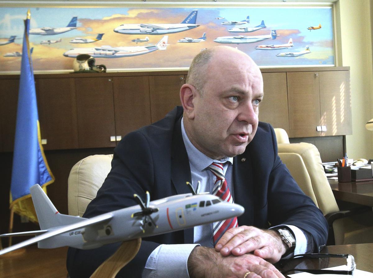 """Сейчас """"Антонов"""" планирует создать центр техобслуживания в ОАЭ / фото УНИАН"""