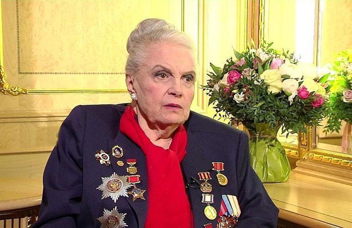 Актриса умерла на 92-м году жизни / Кино-театр.ру