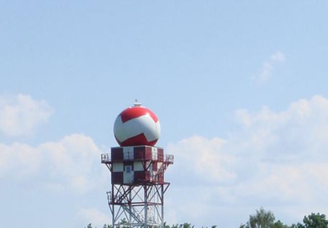 Метеорадар вернулся в строй / Иллюстрация - wikimedia.org