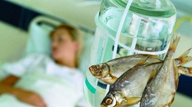 В Днепре спасают от ботулизма 17-летнюю беременную школьницу / фото nashemisto.dp.ua