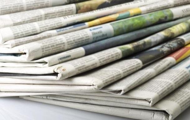 Cогласно закону, все печатные СМИ в Украине издаются на государственном языке / фото capital.ua